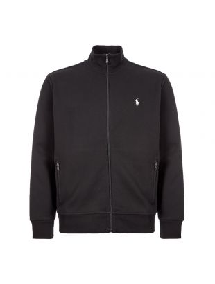 Ralph Lauren Sweatshirt Zip | 710766861 001 Black