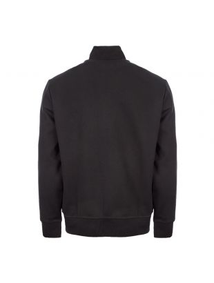 Sweatshirt Zip – Black