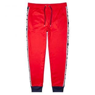 Ralph Lauren Track Pants | 710761093 003 Red