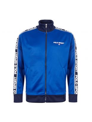 Track Top – Blue