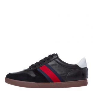 ralph lauren camilo sneakers 809754875 002 black