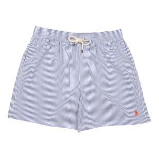 Ralph Lauren Traveler Swimshorts in Cruise Roy Blue