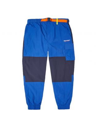 Ralph Lauren Utility Athletic Sweatpants 710788617|002 In Blue At Aphrodite Clothing