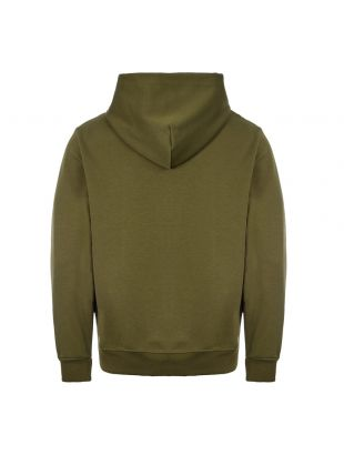 Zipped Hoodie - Green