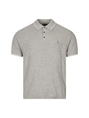 ralph lauren polo shirt knitted 710834631 002 grey