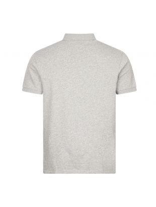 Polo Shirt - Grey Heather