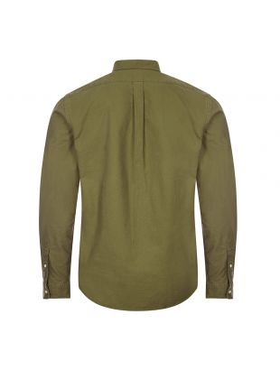 Oxford Shirt - Defender Green