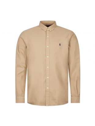 Ralph Lauren Oxford Surrey Shirt 710804257 005 Tan Aphrodite 1994