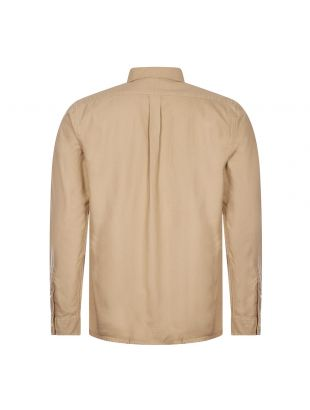 Oxford Surrey Shirt - Tan
