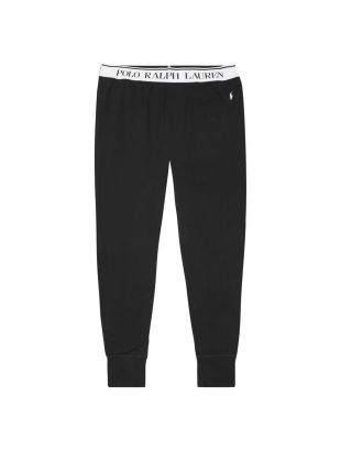 Ralph Lauren Joggers | Black / White