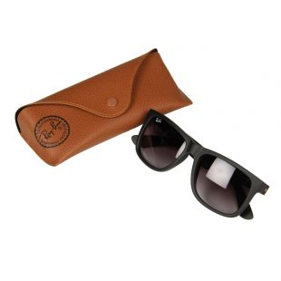 Justin Sunglasses - Matte Black