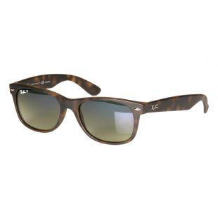 Ray Ban Wayfarer Sunglasses | RB2132 Matte Havana