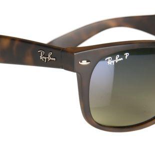 Wayfarer Sunglasses - Matte Havana