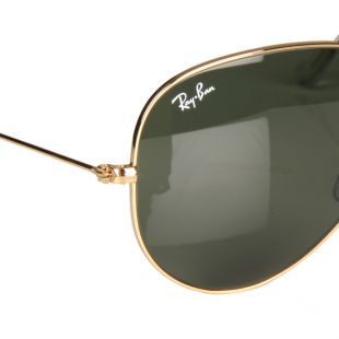 Aviator Sunglasses - Arista Gold