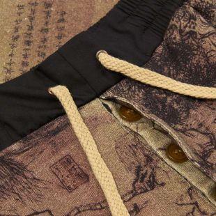 Shorts - Green / Black