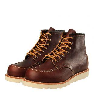 Moc Toe Boots - Briar Oil Slick
