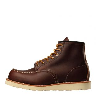 Red Wing Moc Toe Boots Briar Oil Stick 8138 6