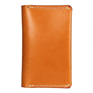 Red Wing Card Holder Fold Wallet 95029 London Tan