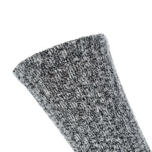 Socks - Black Boot