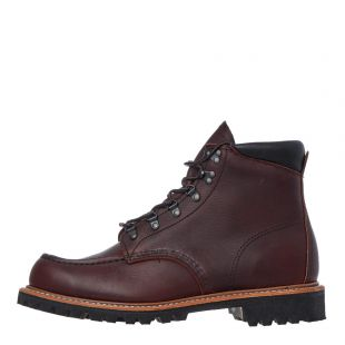 red wing sawmill boots 0297D brown