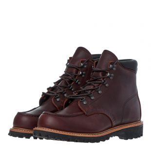 Sawmill Boots - Brown