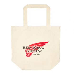 Tote Bag – Cream / Red