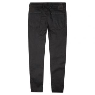 Anbass Jeans - Black