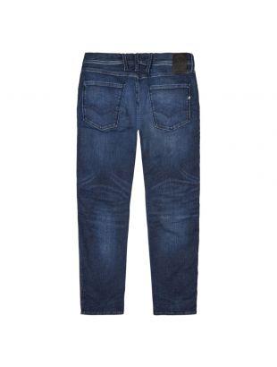 Anbass Jeans Hyperflex Cloud - Blue