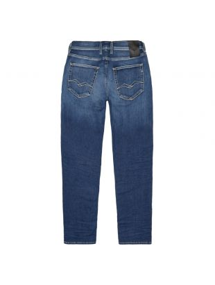 Grover Hyperflex Jeans - Blue