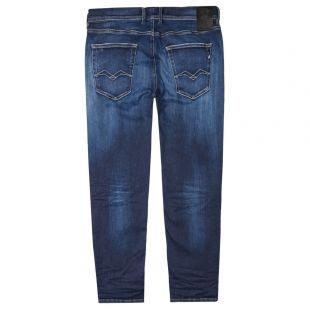 Hyperflex Jeans - Indigo