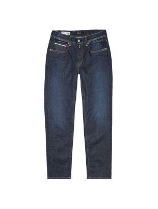 replay grover hyperflex jeans MA972Z 030 661RI10 007 navy