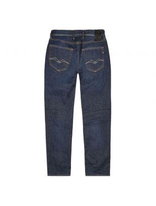 Grover Hyperflex Jeans - Navy