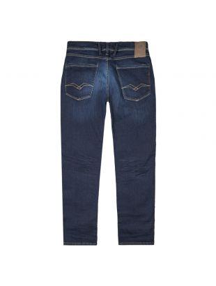 Laserblast Hyperflex Jeans - Blue