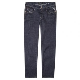 Replay Jeans Rocco | M1004 141 00 007 Blue