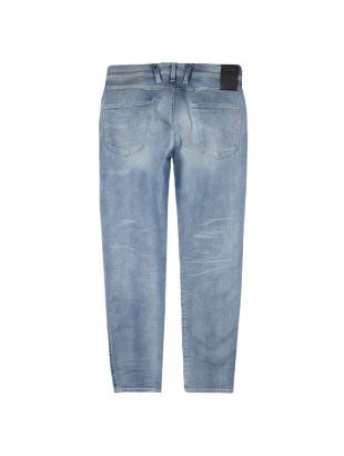 Anbass Jeans - Blue