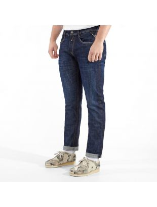 Rocco Jeans - Navy