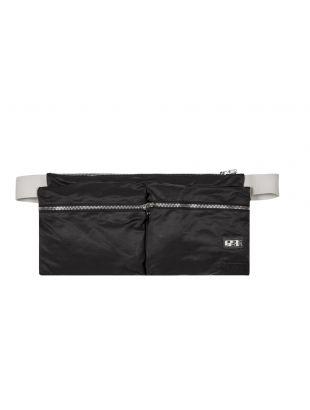 Rick Owens DRKSHDW Belt Bag | Black / Pearl | Aphrodite