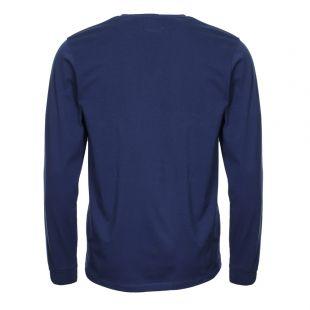 Long Sleeve T-Shirt - Cobalt Blue