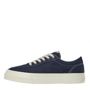 stepney workers club dellow canvas trainers YA01022 petrol