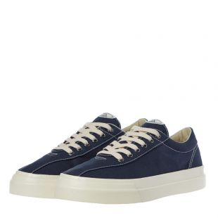Dellow Canvas Trainers - Petrol
