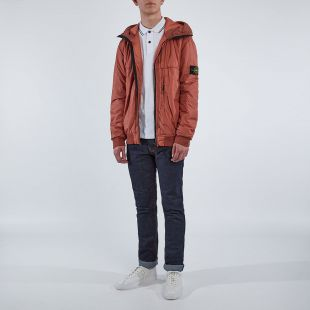 Jacket Crinkle Reps NY  - Coral