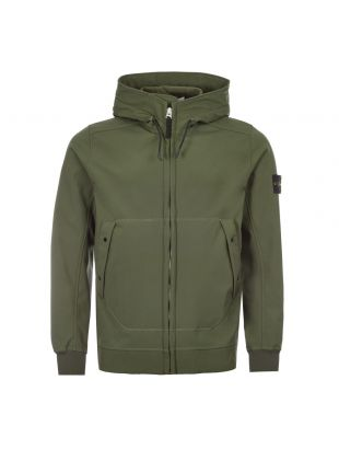 Shell-R Jacket - Olive Green