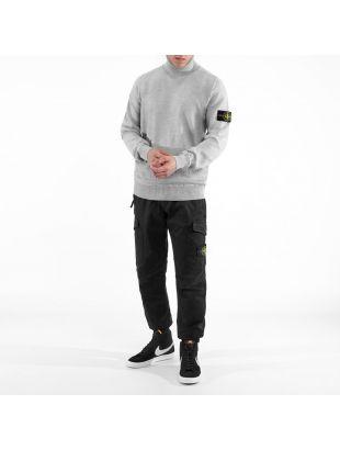 Roll Neck Jumper - Grey