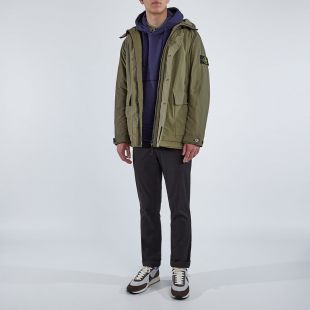 Micro Reps Jacket – Olive