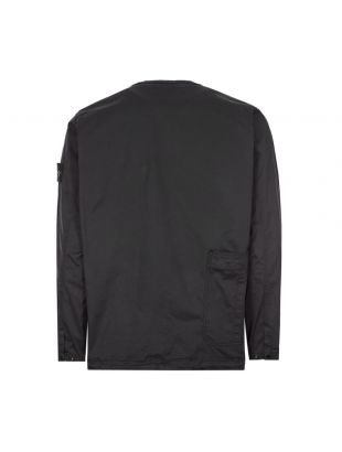 Overshirt Cotton Twill - Black
