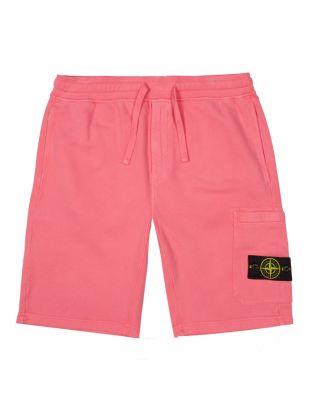 Stone Island Shorts   731564620 V0087 Pink   Aphrodite
