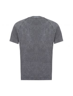 T-Shirt Embroidered - Grey