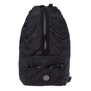 stone island backpack nylon metal 721590935 V0029 black