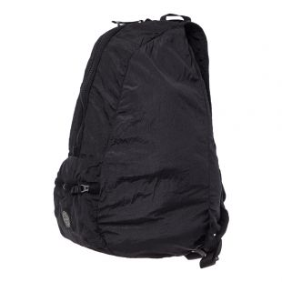 Backpack Nylon Metal - Black