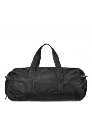 Duffel Bag Nylon Metal - Black